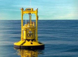 Lockheed Martin grant for ocean energy research