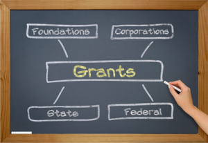 Grant writing application