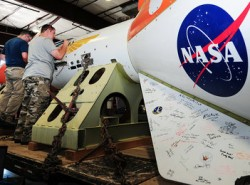 Government grants help out NASA