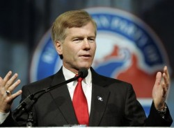 Govenor Bob McDonnell Anounces Disability Grant